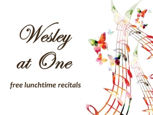 Wesley Recital 6 Nov