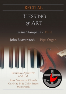 Blessing of Art Recital
